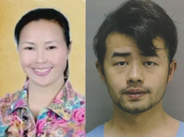 Man pleads guilty to killing and dismembering his mom because she nagged him about going to school - After Yu Wei Gong told police his mother was 'in the fridge', she was was found wrapped in seven plastic bags inside a refrigerator freezer in the home